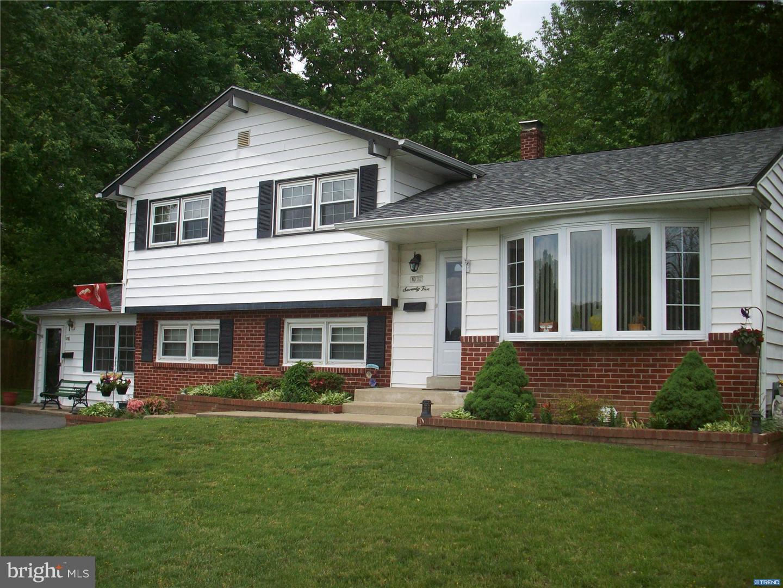 Maison unifamiliale pour l Vente à 75 RUBY Drive Claymont, Delaware 19703 États-Unis