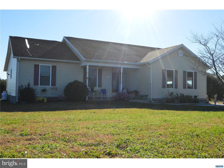 Enfamiljshus för Försäljning vid 170 CAMPBELL Lane Camden Wyoming, Delaware 19934 Förenta staterna