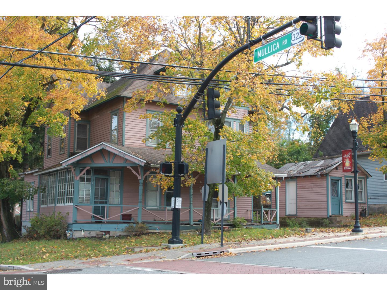 Частный односемейный дом для того Продажа на 5 S MAIN Street Mullica Hill, Нью-Джерси 08062 Соединенные ШтатыВ/Около: Harrison Township