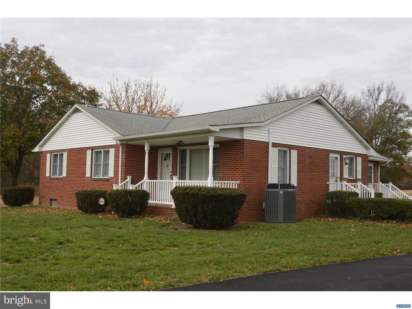 Single Family Home for Sale at Hartly, Delaware 19953 United States