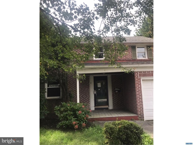 Photo of home for sale at 4 Temple Terrace, Wilmington DE