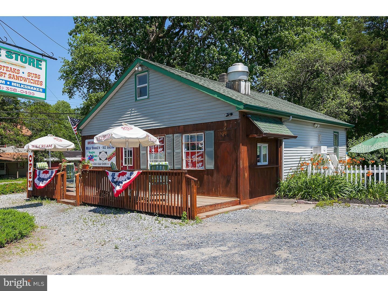 Частный односемейный дом для того Продажа на 664 ROUTE 77 Monroeville, Нью-Джерси 08343 Соединенные Штаты