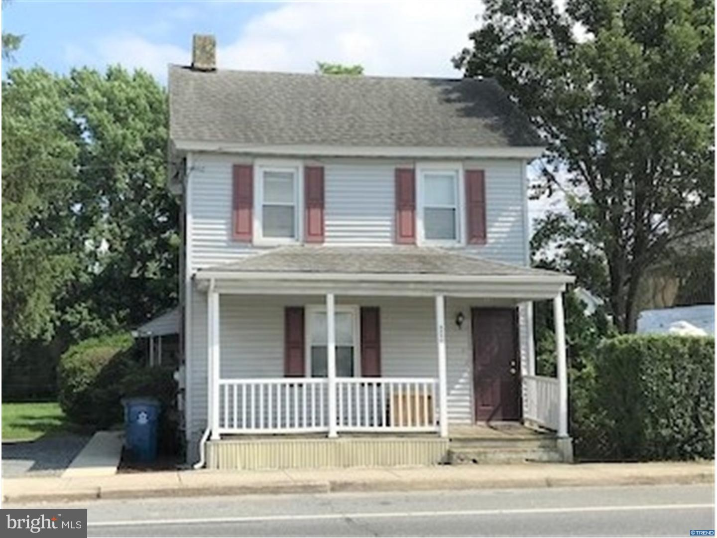 Single Family Home for Sale at 124/134 MAIN Street Cheswold, Delaware 19936 United States