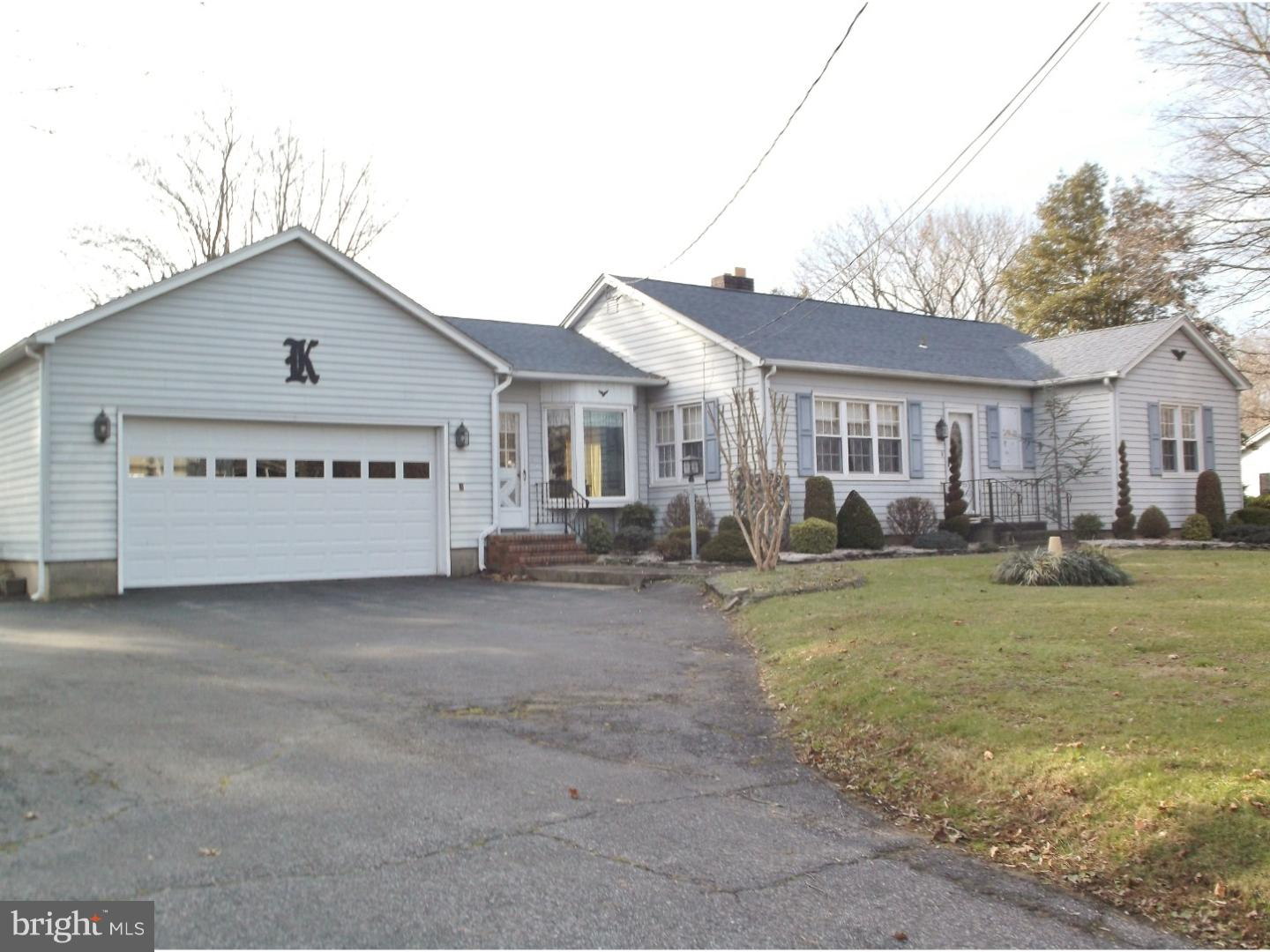 Single Family Home for Sale at 1492 ROUTE 77 Upper Deerfield Township, New Jersey 08302 United States