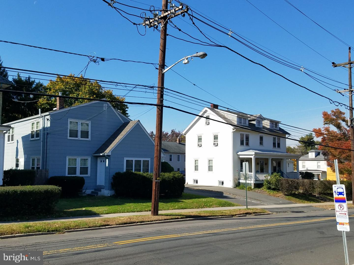 Multi Family for Sale at 246&254 WITHERSPOON Street 246&254 WITHERSPOON Street, Princeton, New Jersey 08542 United StatesMunicipality: Princeton