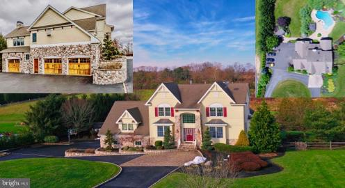 Single Family Home for Sale at 21 BACK BROOK Road Ringoes, New Jersey 08551 United StatesMunicipality: East Amwell Township