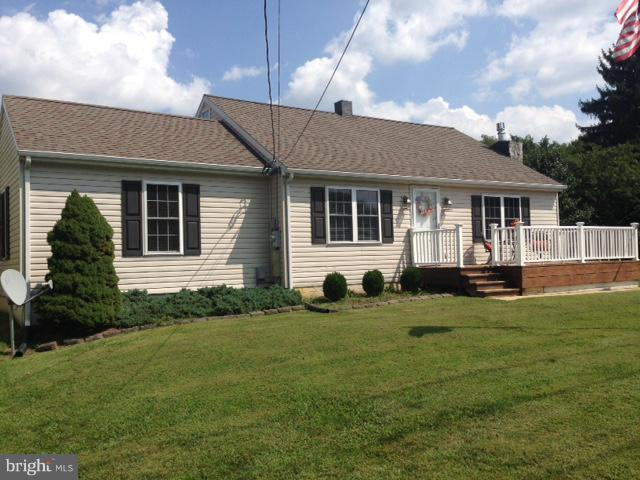 Single Family for Sale at 14832 Molly Pitcher Hwy Greencastle, Pennsylvania 17225 United States