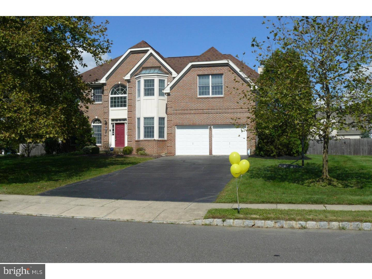 Single Family Home for Sale at 22 MILBURNE Lane Robbinsville, New Jersey 08691 United StatesMunicipality: Robbinsville Township