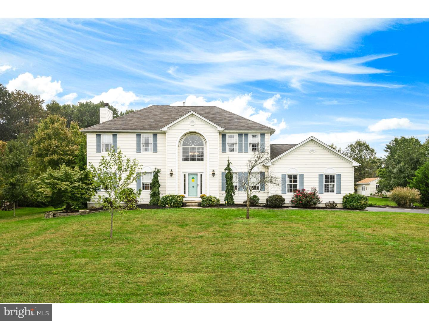 Single Family Home for Sale at 16 ZACHARY Drive Allentown, New Jersey 08501 United StatesMunicipality: Upper Freehold Township