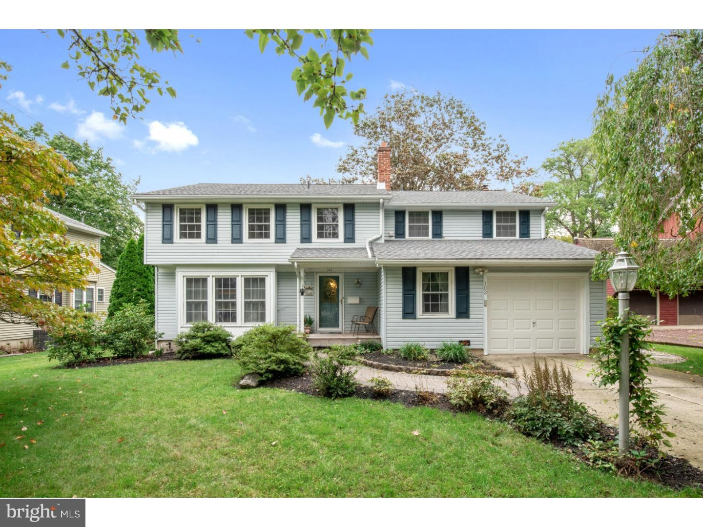 Single Family Home for Sale at 103 CENTRAL Avenue Stratford, New Jersey 08084 United States