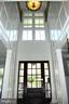 Stunning 2-story foyer entrance - 5601 WILLIAMSBURG BLVD, ARLINGTON
