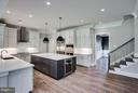 Kitchens you design - 11701 VALLEY RD, FAIRFAX