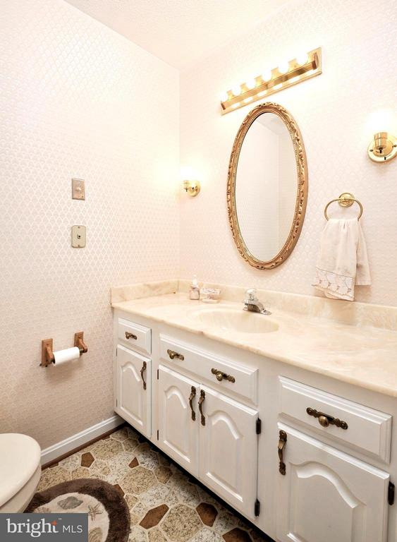 Main level Powder Room - 1351 LAKEVIEW PKWY, LOCUST GROVE