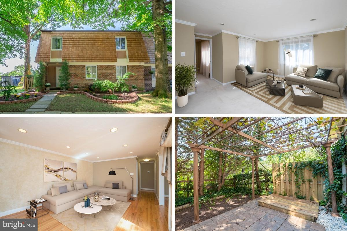 Single Family for Sale at 10412 Capehart Ct Montgomery Village, Maryland 20886 United States