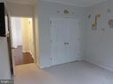 Bedroom - 801S GREENBRIER ST #214, ARLINGTON