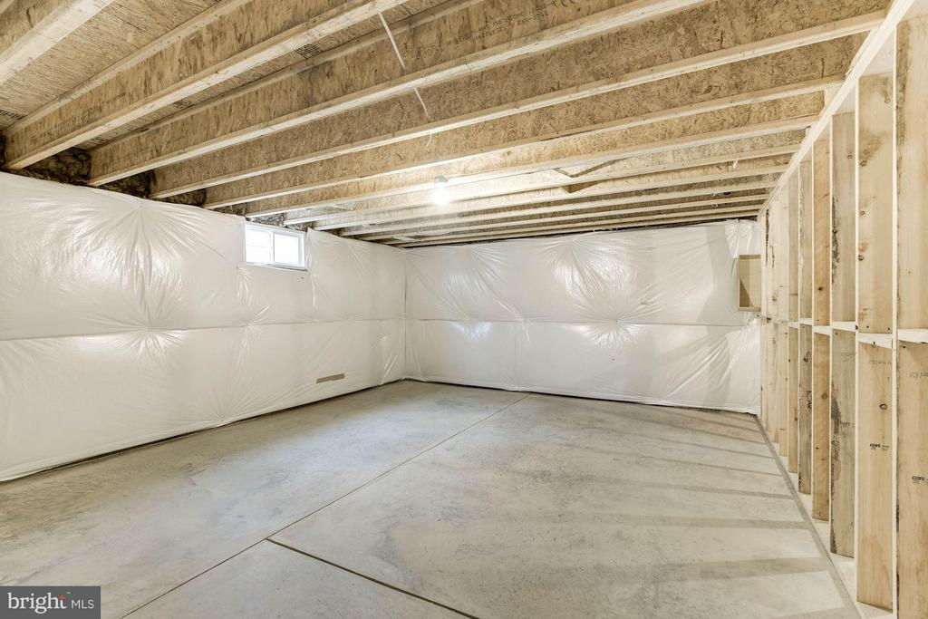 4th Bedroom/Flex Room Option - 198 MOUNT HOPE CHURCH, STAFFORD