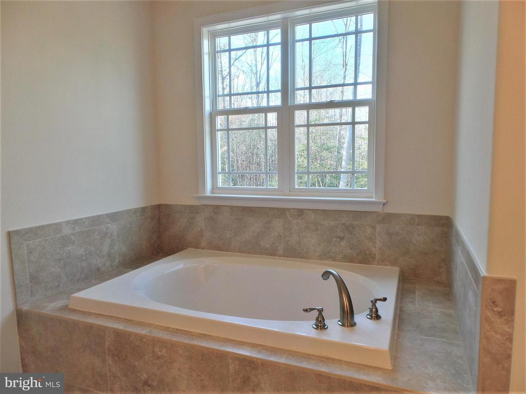Large soaking tub - 231 MOUNT HOPE CHURCH RD, STAFFORD
