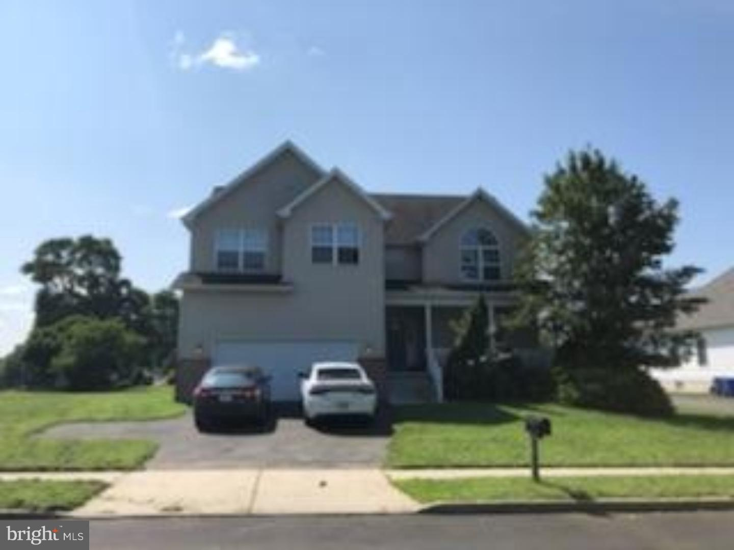 Single Family Home for Sale at 34 CENTER Avenue Burlington Township, New Jersey 08016 United States