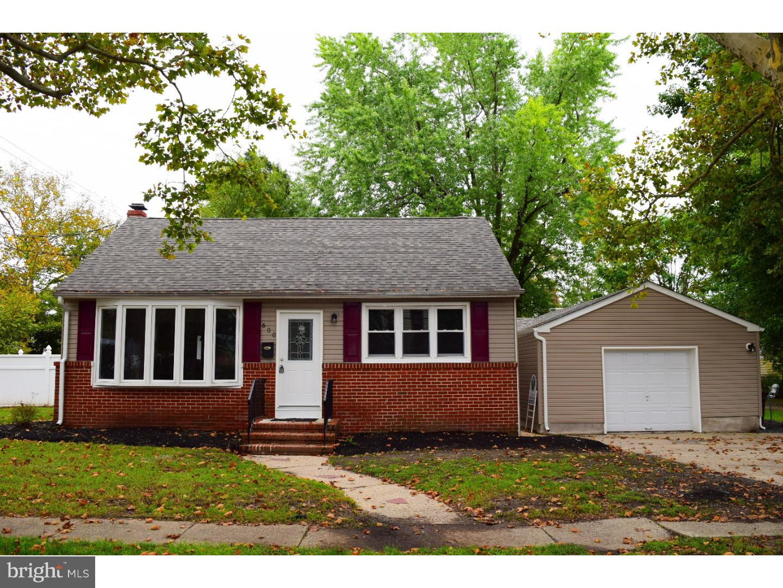 Частный односемейный дом для того Продажа на 600 W 5TH Street Palmyra, Нью-Джерси 08065 Соединенные Штаты