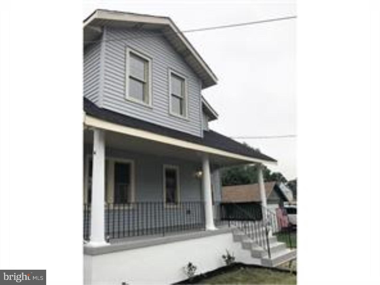 Частный односемейный дом для того Продажа на 36 W HADDON Avenue Oaklyn, Нью-Джерси 08107 Соединенные Штаты