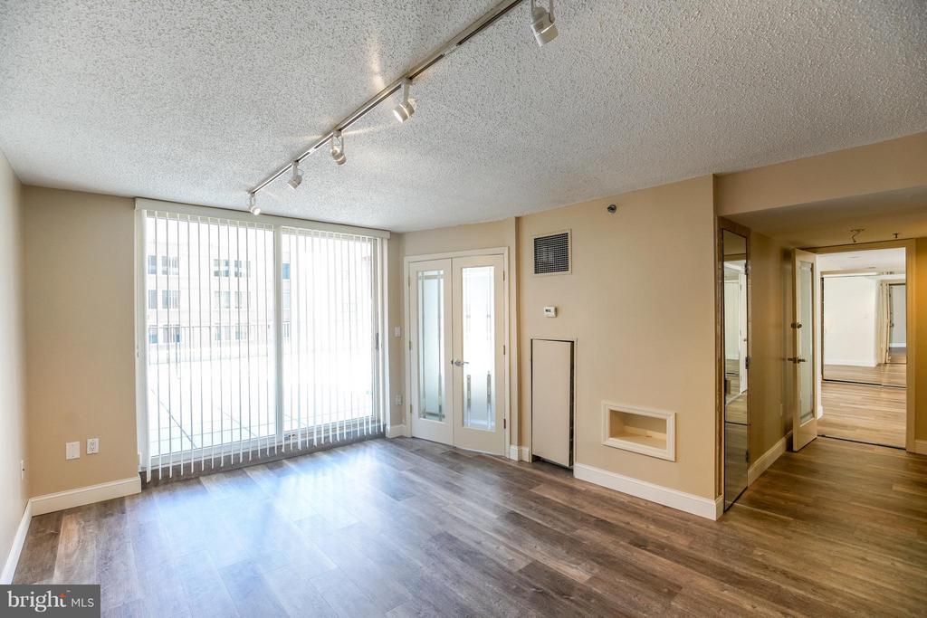 Living Area - 1230 23RD ST NW #503, WASHINGTON