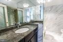 Master Bathroom - Standing Shower & Soaking Tub - 1230 23RD ST NW #503, WASHINGTON