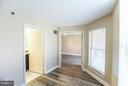 Den with French Doors - 1230 23RD ST NW #503, WASHINGTON