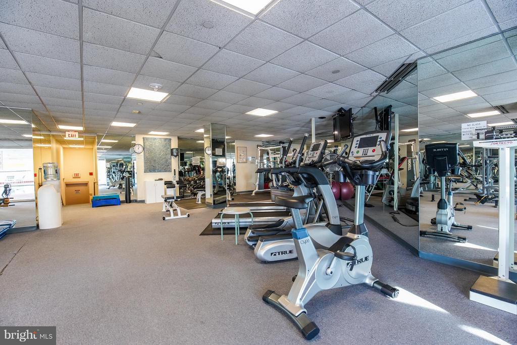 Fitness Center - 1230 23RD ST NW #503, WASHINGTON