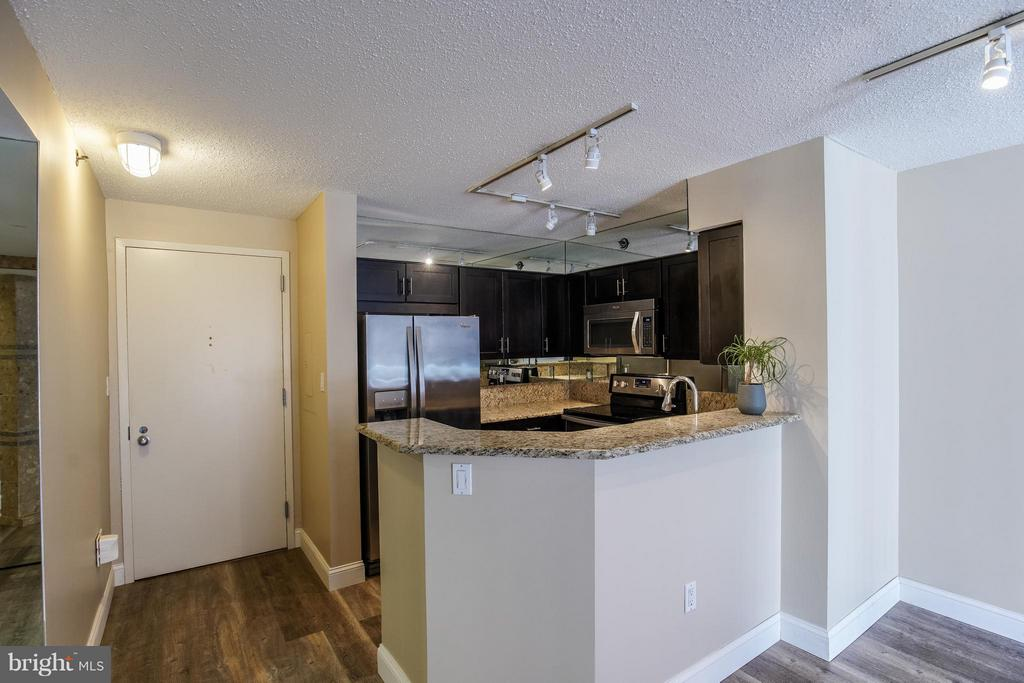 Kitchen - 1230 23RD ST NW #503, WASHINGTON