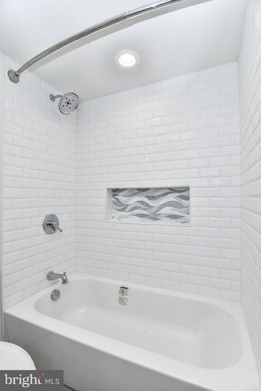 Lower Level Bath - 2616 WEST STREET, FALLS CHURCH