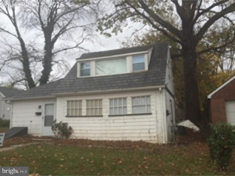 Частный односемейный дом для того Продажа на 237 CLEARFIELD Avenue Trenton, Нью-Джерси 08618 Соединенные Штаты