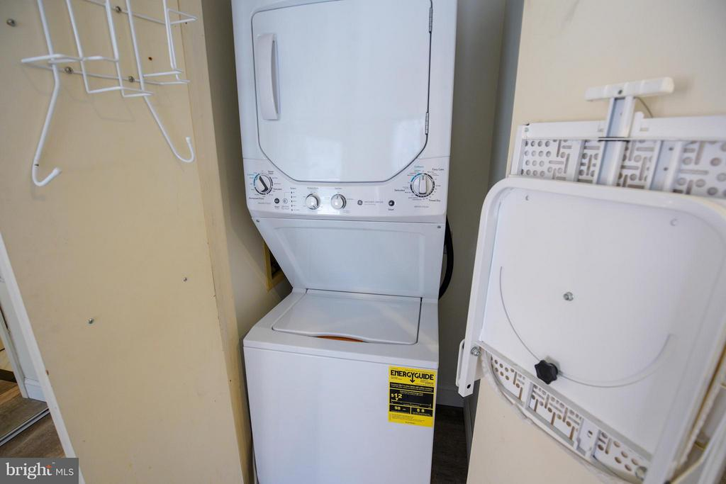 Washer/Dryer with Ironing Board - 1230 23RD ST NW #503, WASHINGTON