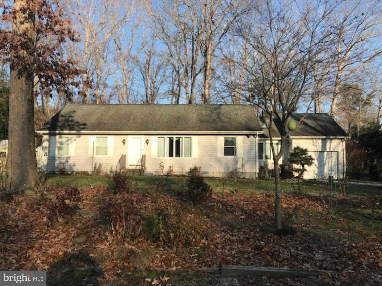Maison unifamiliale pour l Vente à 34025 MOCCASIN WAY Dagsboro, Delaware 19939 États-Unis