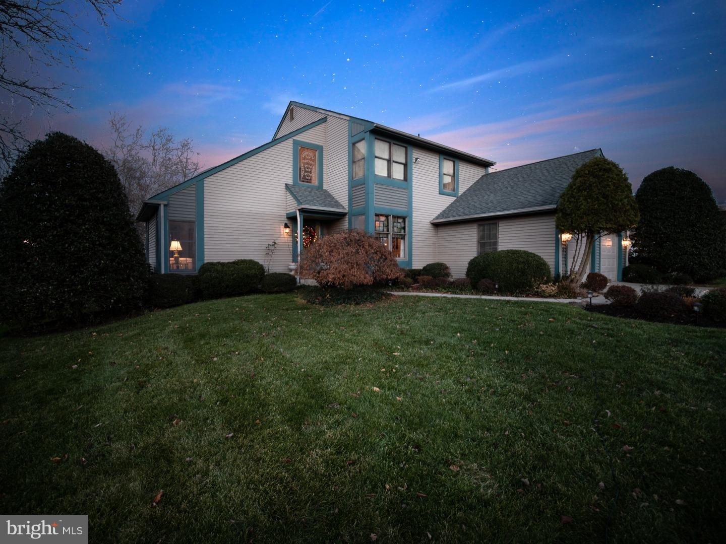 Single Family Home for Sale at 2 BEDFORD TER West Deptford, New Jersey 08051 United States