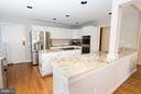 Set out those hor d'oeuvres for all to share - 9109 WHITE CHIMNEY LN, GREAT FALLS