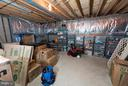 Ready for storage or a workshop? - 9109 WHITE CHIMNEY LN, GREAT FALLS