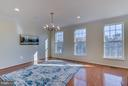 Stunning Formal Dining Room could also double - 3530 CONNOR PL, FREDERICK