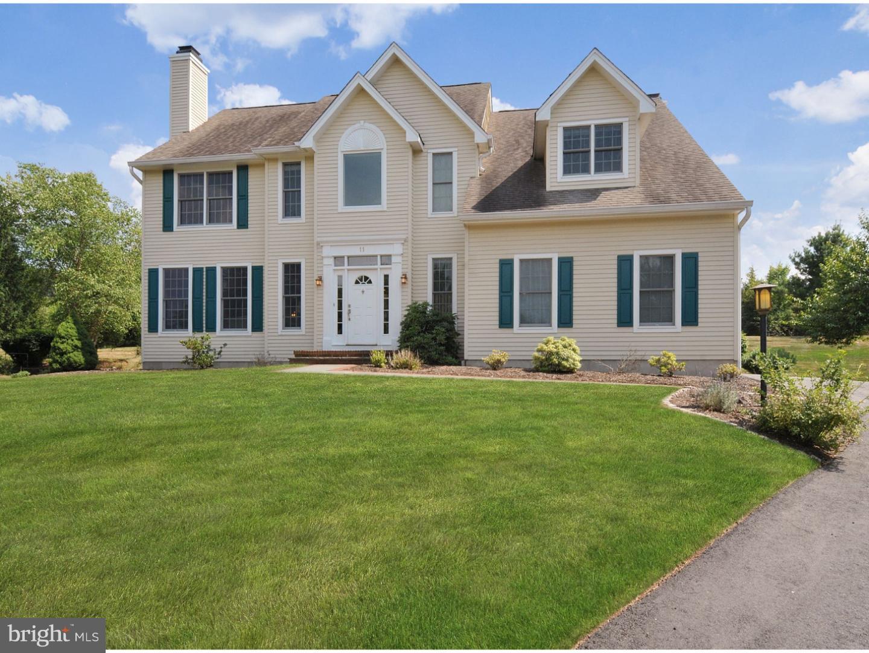 Μονοκατοικία για την Ενοίκιο στο 11 HERITAGE HILLS Court Skillman, Νιου Τζερσεϋ 08558 Ηνωμένες Πολιτείες