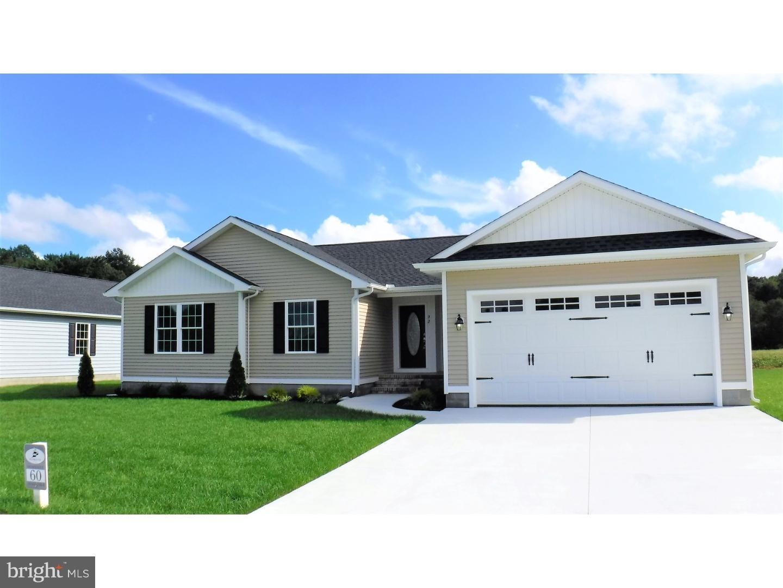 Tek Ailelik Ev için Satış at 10 HAWK Drive Hartly, Delaware 19953 Amerika Birleşik Devletleri