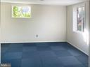 Secondary room/office in Basement - 7202 CATLETT ST, SPRINGFIELD