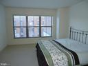 Serene Master Bedroom (14'x13') in Quiet Building - 485 HARBOR SIDE ST #306, WOODBRIDGE