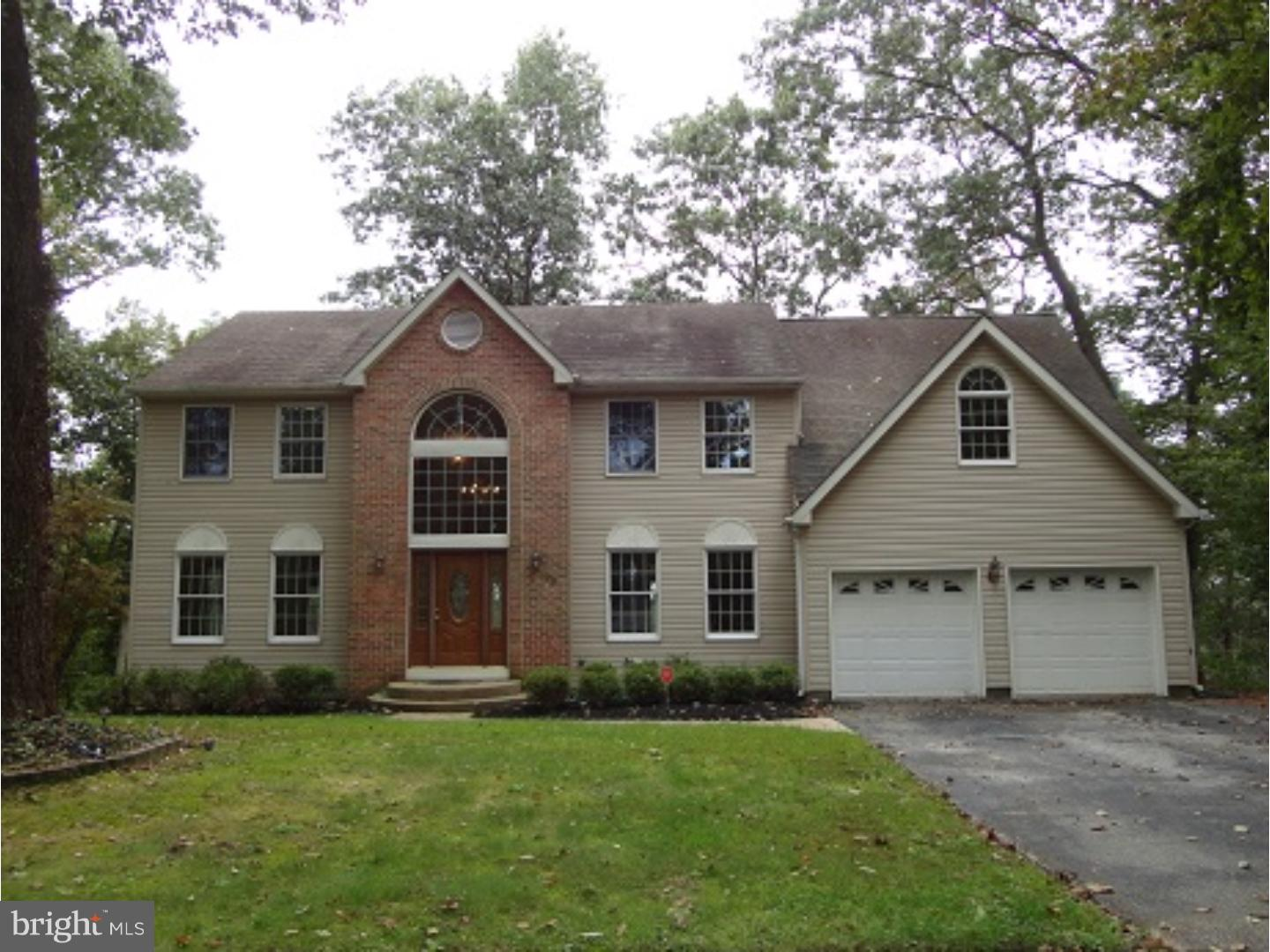 Single Family Home for Sale at 25 NOTTINGHAM Drive Winslow, New Jersey 08081 United States