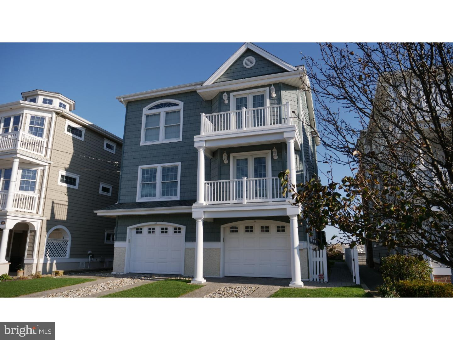 Single Family Home for Sale at 5009 CENTRAL Avenue Ocean City, New Jersey 08226 United StatesMunicipality: Ocean City