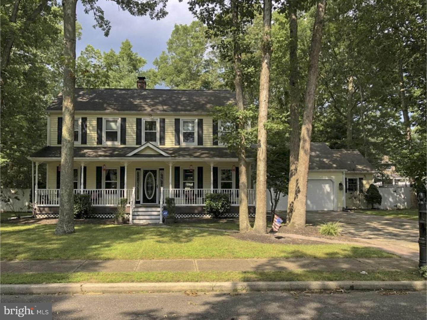 Single Family Home for Sale at 1104 PLYMOUTH LANDING Road Absecon, New Jersey 08201 United States