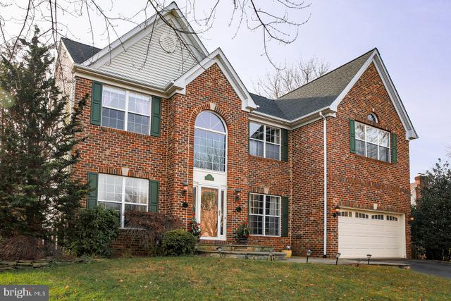 Beautiful Brick Font - 109 LAKE VIEW WAY NW, LEESBURG