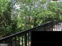 Balcony view personal retreat - 4410 OGLETHORPE ST #313, HYATTSVILLE
