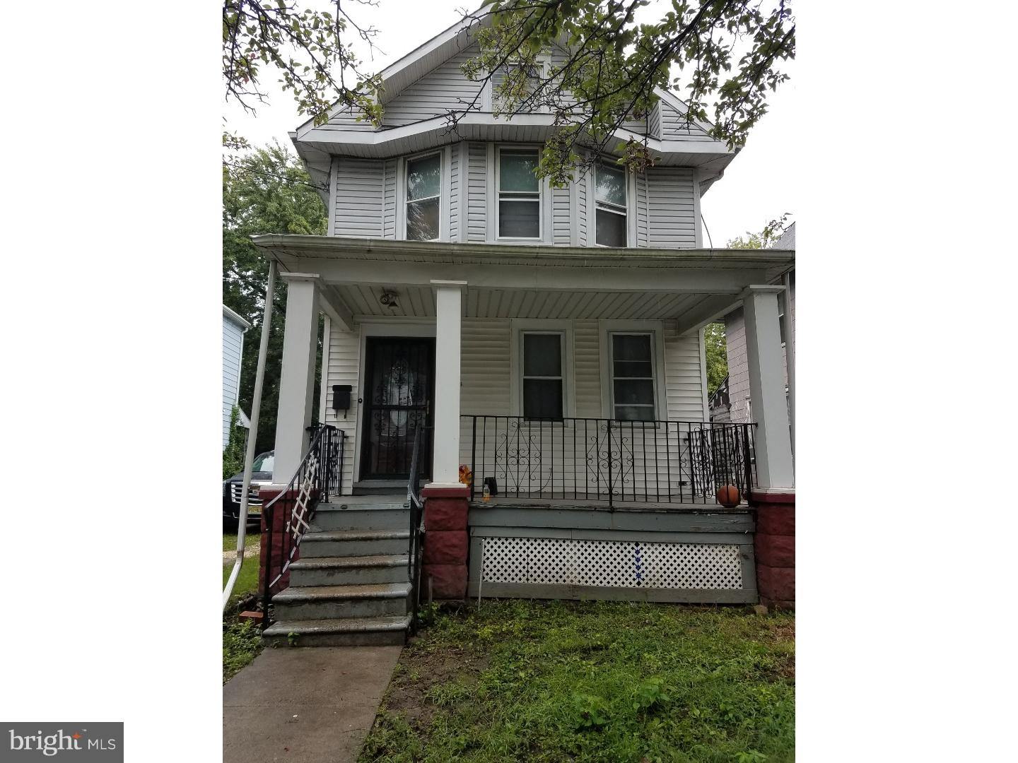 Single Family Home for Sale at 144 CEDAR Avenue Woodlynne, New Jersey 08107 United States