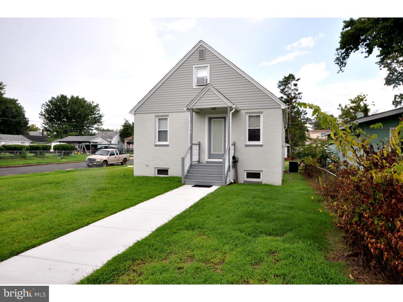 Single Family Home for Sale at 356 MANTUA Avenue Paulsboro, New Jersey 08066 United States