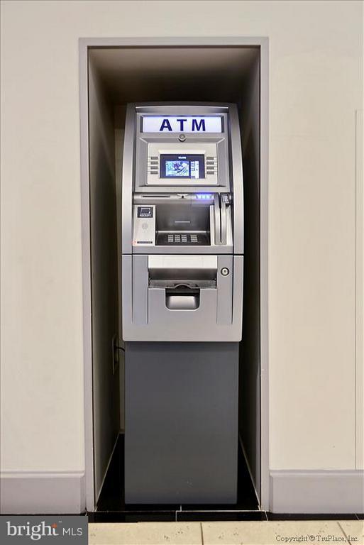 ATM inside premises - 1021 N GARFIELD ST #B28, ARLINGTON