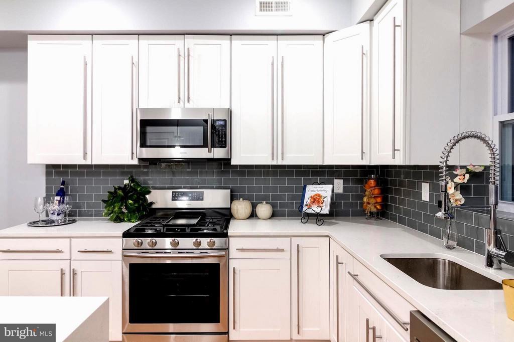 Cooking's Fun in this Kitchen - 225 BRYANT ST NE, WASHINGTON